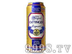 奥丁格大麦啤酒500ml