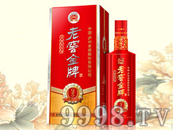 泸州老窖老窖金牌Q5-泸州窖龄年份酒业有限公司