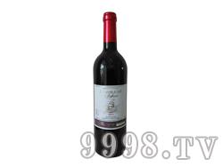 小帆船A0P级干红葡萄酒