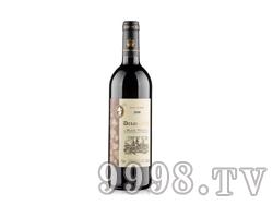 法国皇冠德赫干红葡萄酒