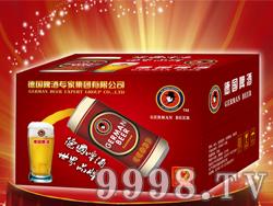 500ml德国啤酒10度易拉罐(箱)