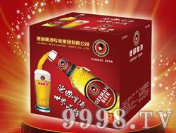 500ml德国啤酒10度瓶(箱)