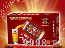 330ml德国啤酒10度易拉罐(箱)
