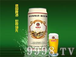 500ml德国啤酒(易拉罐装)