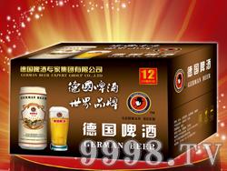 500ml德国啤酒8度易拉罐(箱)