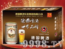 330ml德国啤酒8度易拉罐(箱)