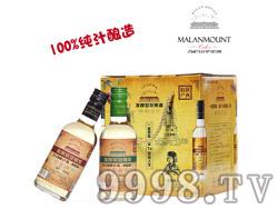 马栏山发酵型苹果酒187ml×2礼盒装
