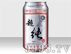 安岛超纯风味熟啤酒10°P