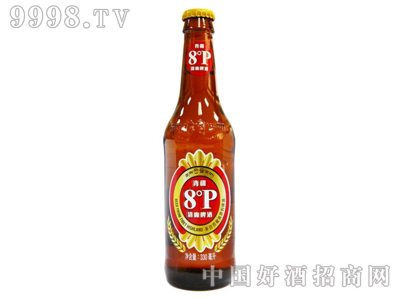 青稞清爽啤酒8°P