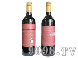 (企鹅)澳赛诗2014西拉子干红葡萄酒