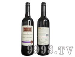 (海狮)澳赛诗2014赤霞珠干红葡萄酒