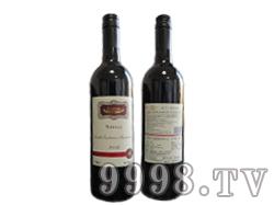 (海狮)澳赛诗2014西拉子干红葡萄酒