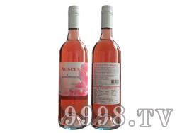 澳赛诗2014桃红莫斯卡托葡萄酒