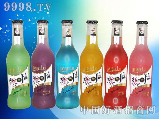 珈奥佰利欧鸡尾预调酒(青柠、蓝莓、蓝玫瑰、香橙、草莓、水蜜桃)