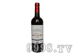 圣蒂莱城堡干红葡萄酒