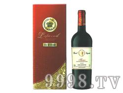伯爵传奇西拉红葡萄酒