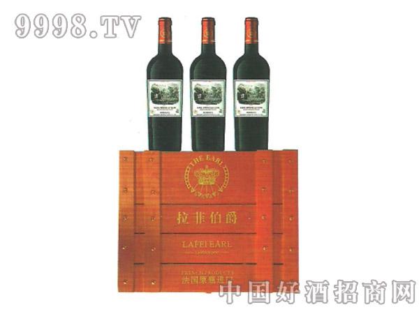 伯爵金牌波尔多红葡萄酒