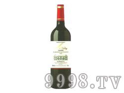 南谷庄园布鲁克红葡萄酒