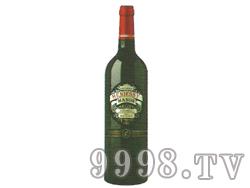 轩尼斯庄园特选红葡萄酒