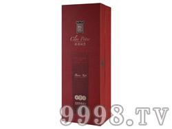 彼德城堡干红葡萄酒红色礼盒