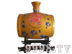 腰鼓坛子酒(黄)