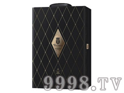 BZ003 双只装皮盒