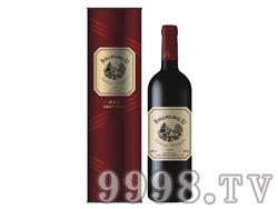NM031纳美美乐干红葡萄酒2010