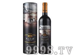 NM022纳美美乐干红葡萄酒2008