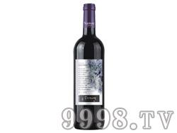 NM021纳美西拉干红葡萄酒2012