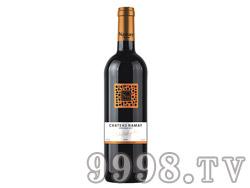 NM014纳美佳丽酿干红葡萄酒2011