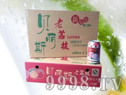 贝丽斯老荔枝24罐320ml