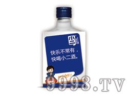店小二小酒(蓝标)