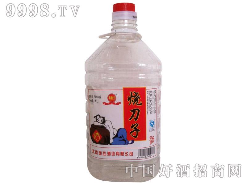 烧刀子酒4L