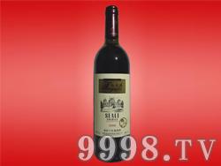 西亚特西拉干红葡萄酒2008