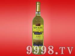 西亚特莎当妮干白葡萄酒