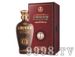 五粮国宾酒・窖藏陈酿
