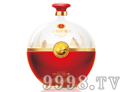 五粮国宾酒・感知中国