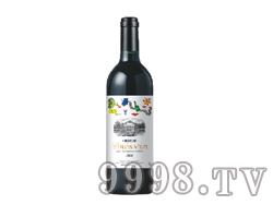 路易威顿A7黑比诺干红葡萄酒
