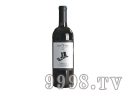 A10艾诺安城堡西拉干红葡萄酒