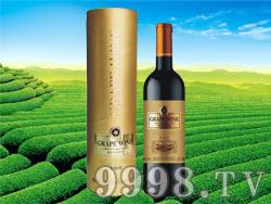 金钻级干红葡萄酒