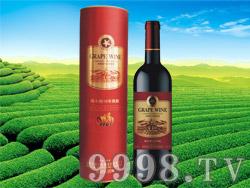橡木桶18年陈酿干红葡萄酒