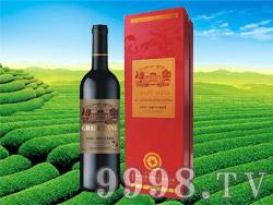 礼盒收藏干红葡萄酒