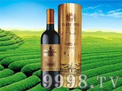 窖藏珍品干红葡萄酒