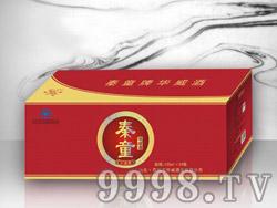 秦童保健酒125ml×24瓶