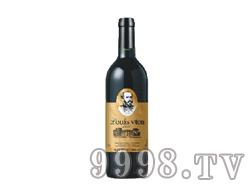 艾诺安城堡 西拉干红葡萄酒