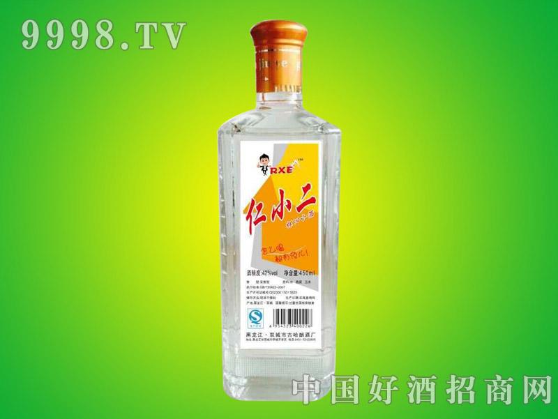 仁小二怀旧小酒450ml