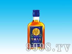 同惠堂雪域八宝虫草酒二两瓶