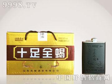 十足全蝎酒(不锈钢)248mlx4