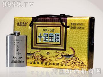 十足全蝎酒(不锈钢)125mlx4