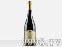 智利威玛麒中央山谷西拉2013干红葡萄酒